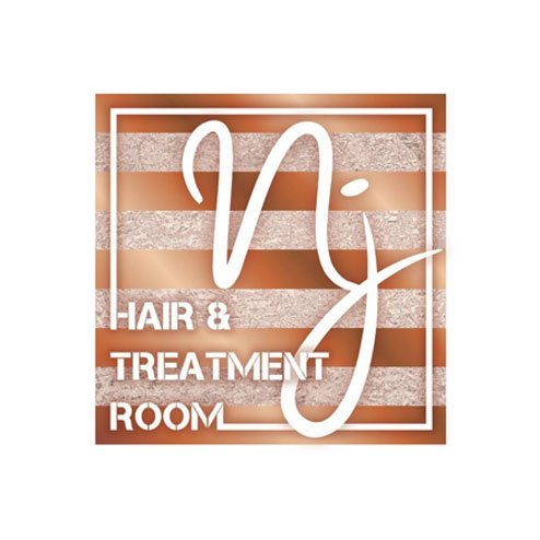 NJ Hair and Treatment room logo social media managed by Anderson Evans Marketing Consultancy